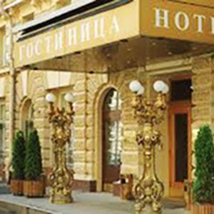 Гостиницы Жердевки