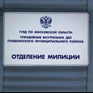 Отделения полиции Жердевки